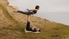 Picture of Acro Yoga Sanctuary - Level 2 Flow Beginners