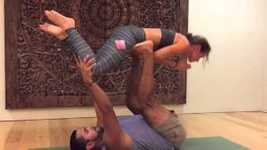 Picture of Acro Yoga classes with Leah Russell and Jonathan Rea