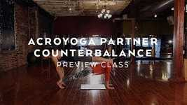 Picture of Beginner Acro Yoga Class: Bone Stacking & Tightness by Daniel Scott Yoga