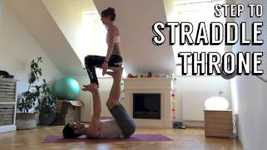 Picture of AcroYoga Basics: Throne & High Flying Whale